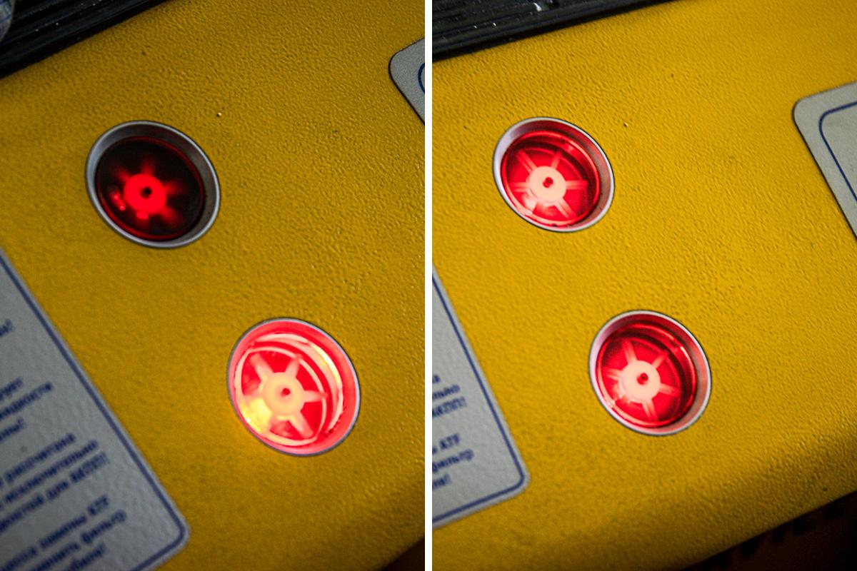 Диагностические окошки для визуального контроля чистоты масла акпп